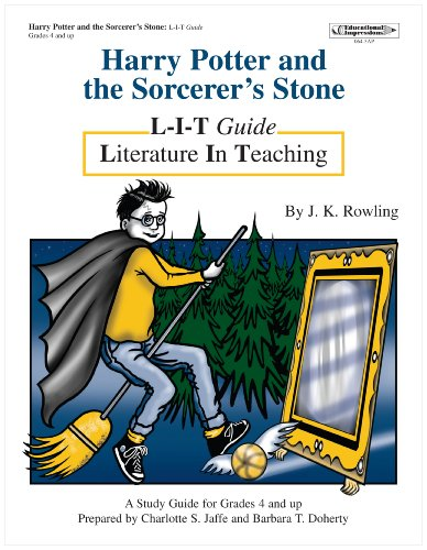 9781566440646: Harry Potter and the Sorcerer's Stone. L-I-T Guide