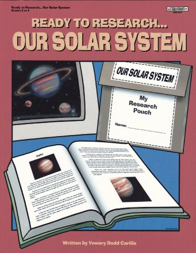 9781566442992: READY TO RESEARCH..SOLAR SYSTEM