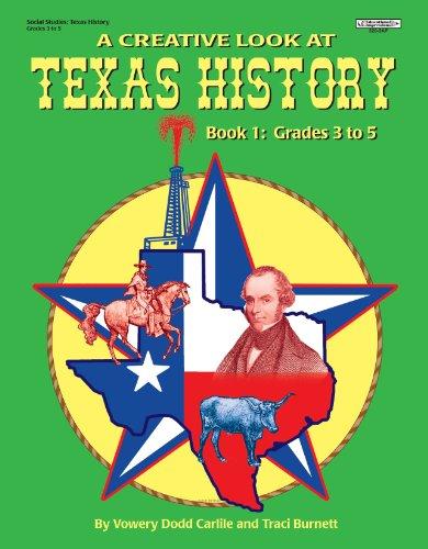 9781566443203: CREATIVE EXPERIENCES IN TEXAS HISTORY 3-5