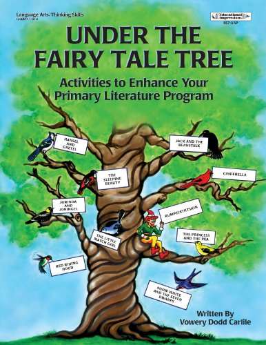 9781566449571: Under the Fairy Tale Tree: A Whole-Language Approach to Teaching Thinking Skills