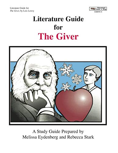 9781566449816: The Giver (L-i-t Guide Literature in Teaching )