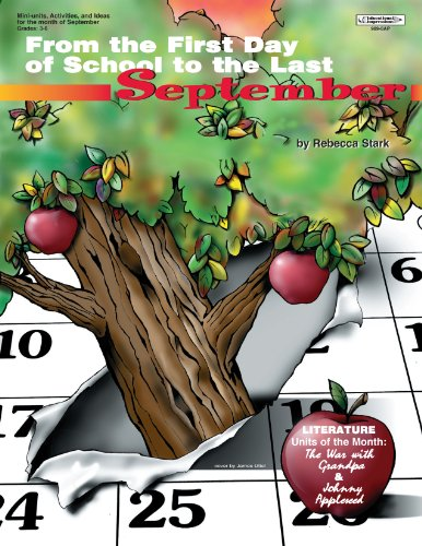 9781566449892: From the First Day of School to the Last (Monthly Activities to Take You...., Grades 3-6)