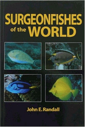 9781566475617: Surgeonfishes of the World (Bishop Museum Bulletin in Zoology)