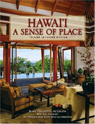 9781566477390: Hawaii a Sense of Place: Island Interior Design