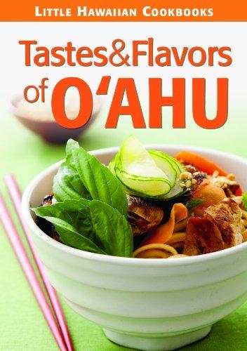 Tastes & Flavors of Oahu (1566477646) by Mutual Publishing; LLC