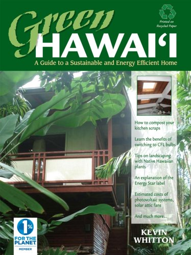 9781566478618: Green Hawaii: A Guide to a Sustainable and Energy Efficient Home