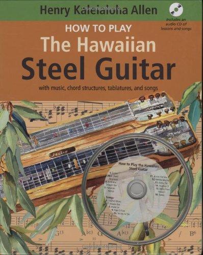 How to Play Hawaiian Steel Gtr Bkcd