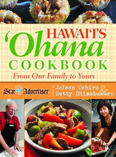 Hawaii's Ohana Cookbook: Joleen Oshiro; Betty Shimabukuro