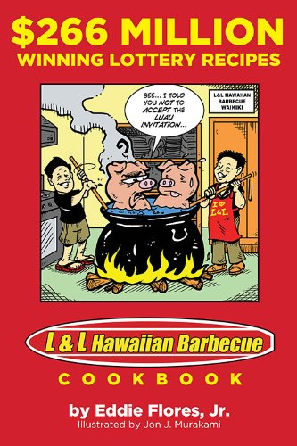 9781566479882: $266 Million Winning Lottery Recipes: L&L Hawaiian Barbecue Cookbook