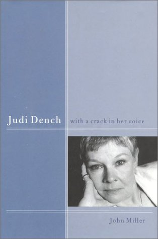 9781566491112: Judi Dench: With a Crack in Her Voice