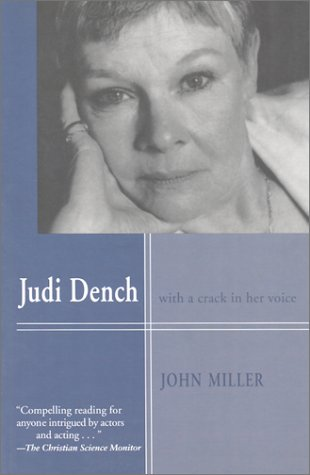 9781566492195: Judi Dench: With a Crack in Her Voice