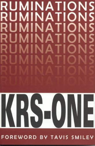 KRS-ONE: Ruminations: KRS-ONE