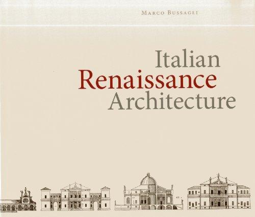 9781566493819: Italian Renaissance Architecture/L'Architecture de La Renaissance Italienne/Architektur Der Renaissance in Italien/de Italiaanse Renaissance-Architect