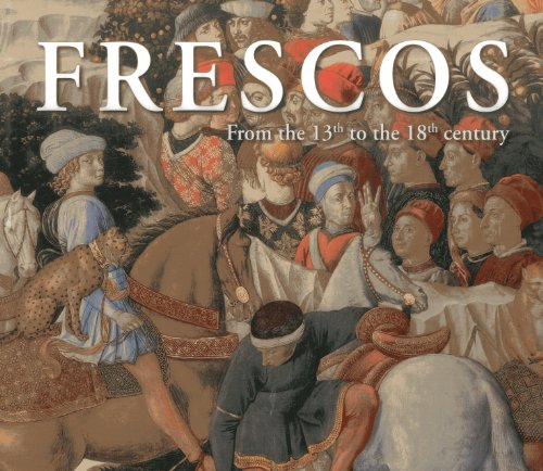 9781566493826: Frescos: From the 13th to the 18th Century