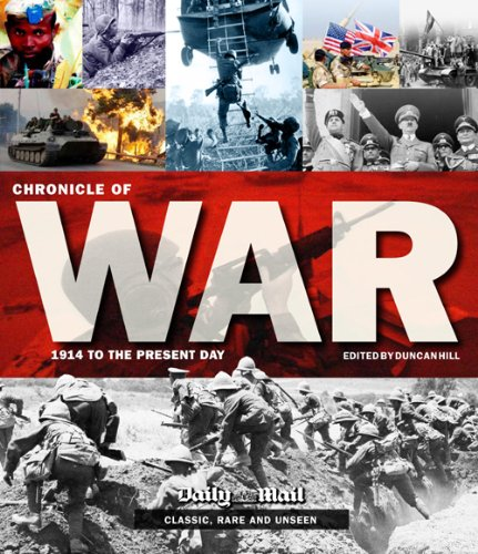 9781566499958: Chronicle of War: 1914 to the Present Day