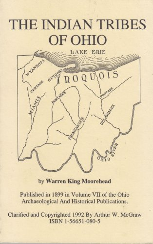 9781566510806: The Indian Tribes of Ohio: Historically Considered 1600-1840