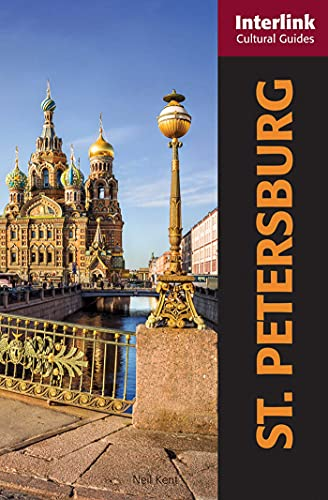 9781566560467: St. Petersburg: A Cultural Guide (Interlink Cultural Guides)