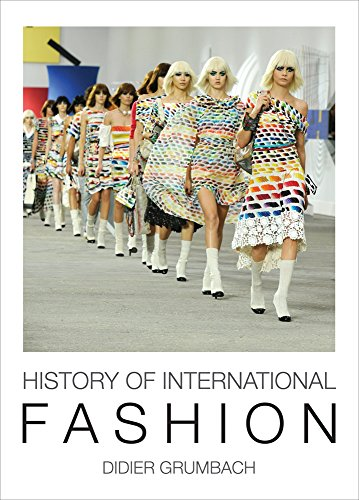 9781566560764: History of International Fashion
