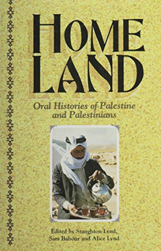 Homeland: Oral Histories of Palestine and Palestinians: Sam Bahour