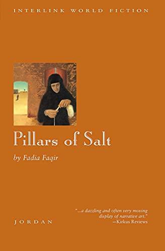 9781566562539: Pillars of Salt (Emerging voices - new International fiction)