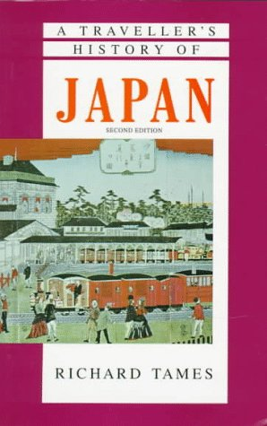 9781566562607: A Traveller's History of Japan (The traveller's history)