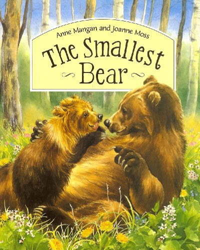 The Smallest Bear: Mangan, Anne
