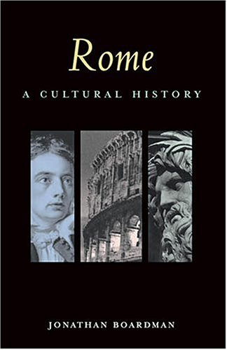 9781566563611: Rome: A Cultural and Literary History (Cities of the Imagination)