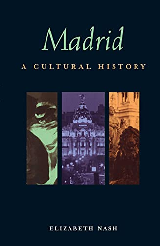 9781566563680: Madrid: A Cultural Literary Companion (New and Innovative Series)