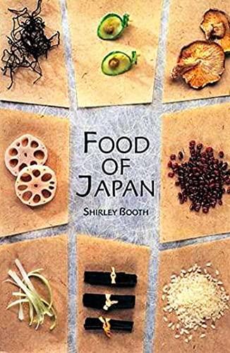 Food of Japan: Booth, Shirley