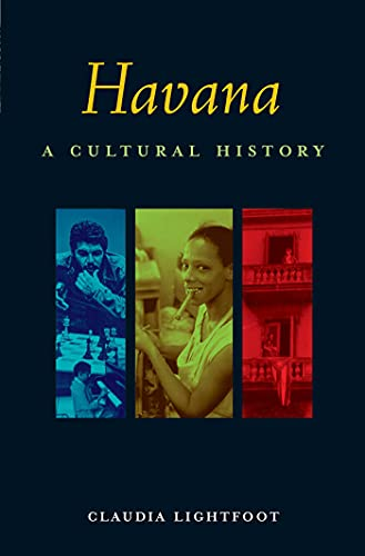 9781566564199: Havana: A Cultural and Literary Companion (Cities of Imagination)