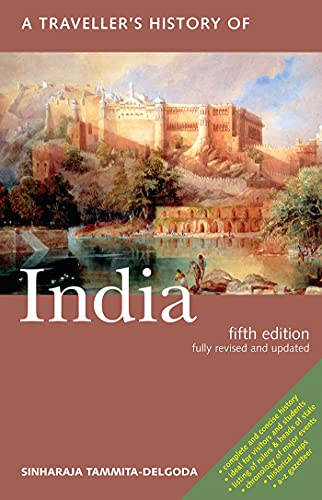 9781566564458: Travellers History of India