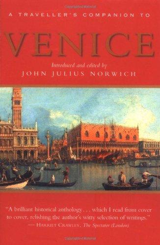 9781566564656: A Traveller's Companion to Venice