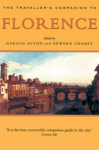 9781566564663: A Traveller's Companion to Florence