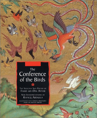 9781566564809: The Conference of the Birds: The Selected Sufi Poetry of Farid Ud-Din Attar