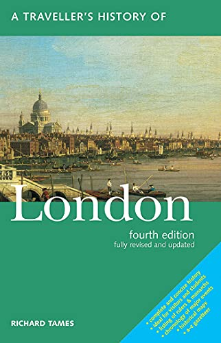 9781566564847: A Traveller's History of London