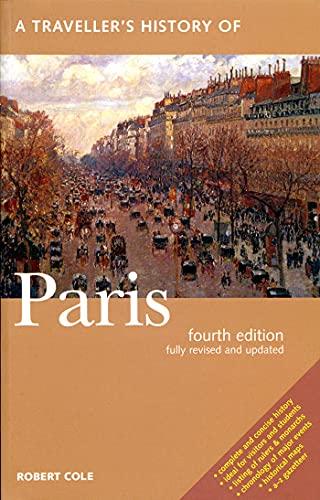 A Traveller's History of Paris: Cole, Robert