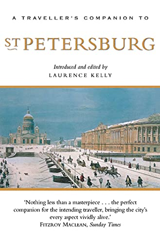 9781566564922: A Traveller's Companion to st Petersburg