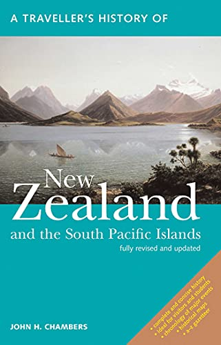 9781566565066: A Traveller's History of New Zealand and the South Pacific Islands