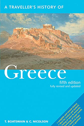 9781566565226: A Traveller's History of Greece