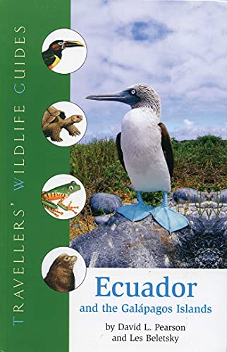 9781566565301: Travellers' Wildlife Guides Ecuador and the Galapagos Islands
