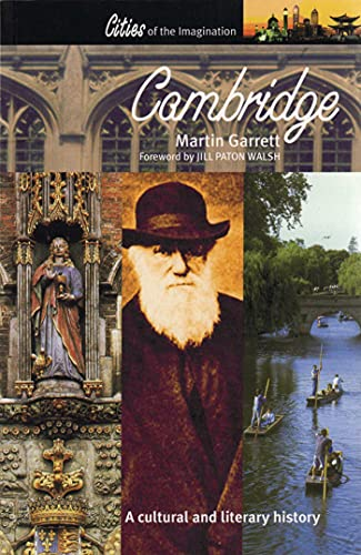 9781566565417: Cambridge: A Cultural and Literary History (Cities of the Imagination)