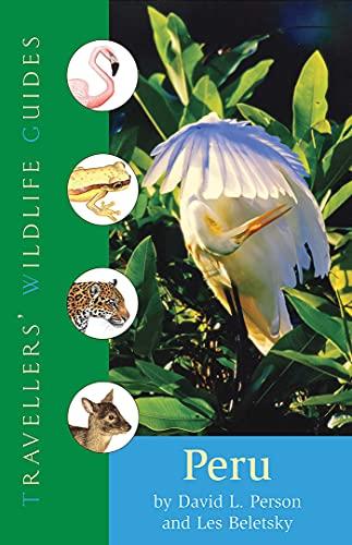 9781566565455: Peru: Travellers' Wildlife Guides