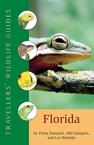 9781566566513: Florida (Travellers' Wildlife Guides)