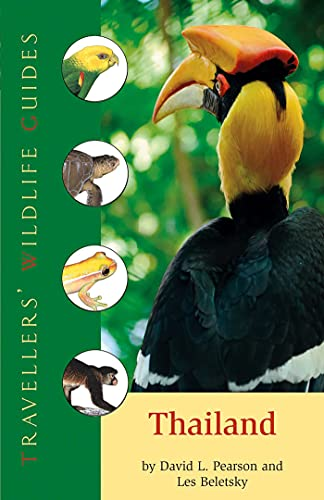 9781566566940: Thailand (Travellers' Wildlife Guides)