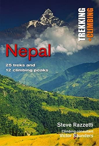 9781566567282: Nepal: 25 Treks and 12 Climbing Peaks (Trekking & Climbing Guides)