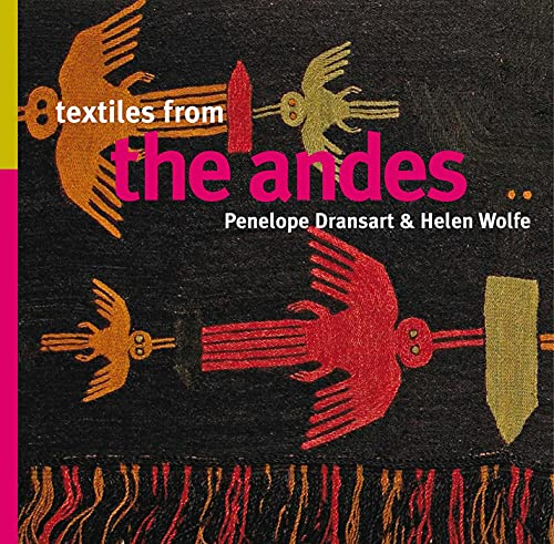 9781566568593: Textiles from the Andes