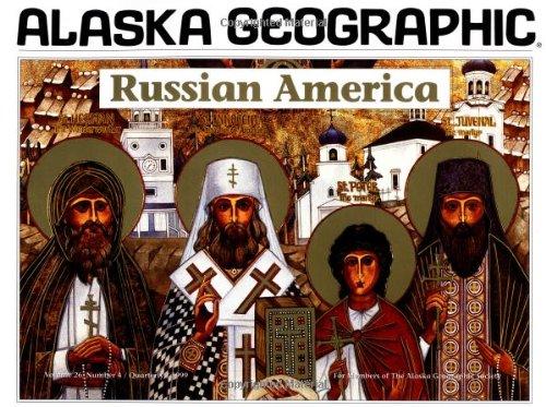 9781566610476: Russian America (Alaska Geographic)