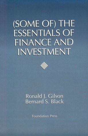 9781566621366: The Essentials of Finance and Investment (Coursebook)