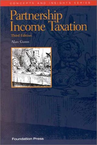 Partnership income taxation