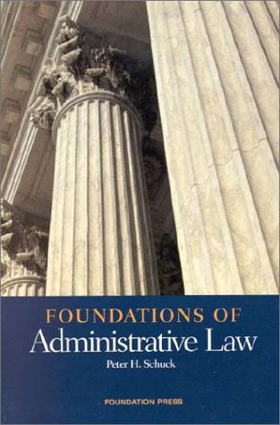 9781566629980: Foundations of Administrative Law